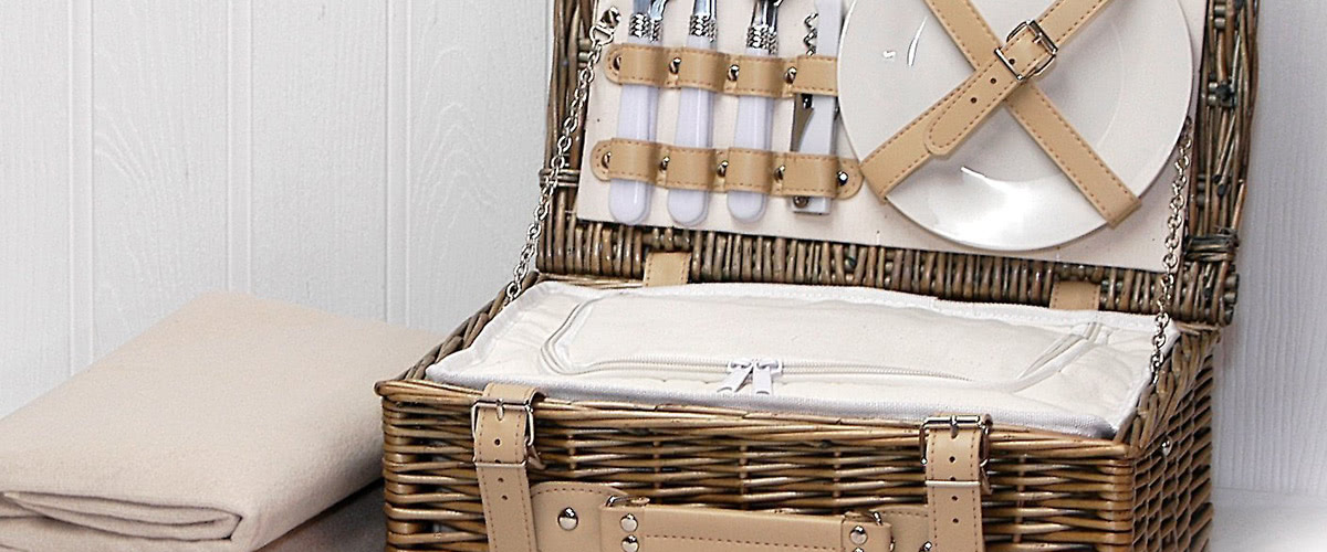 Picnic Baskets under £50