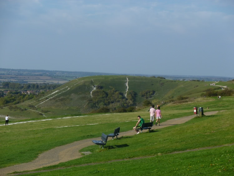 Picnic Spot - Dunstable Downs