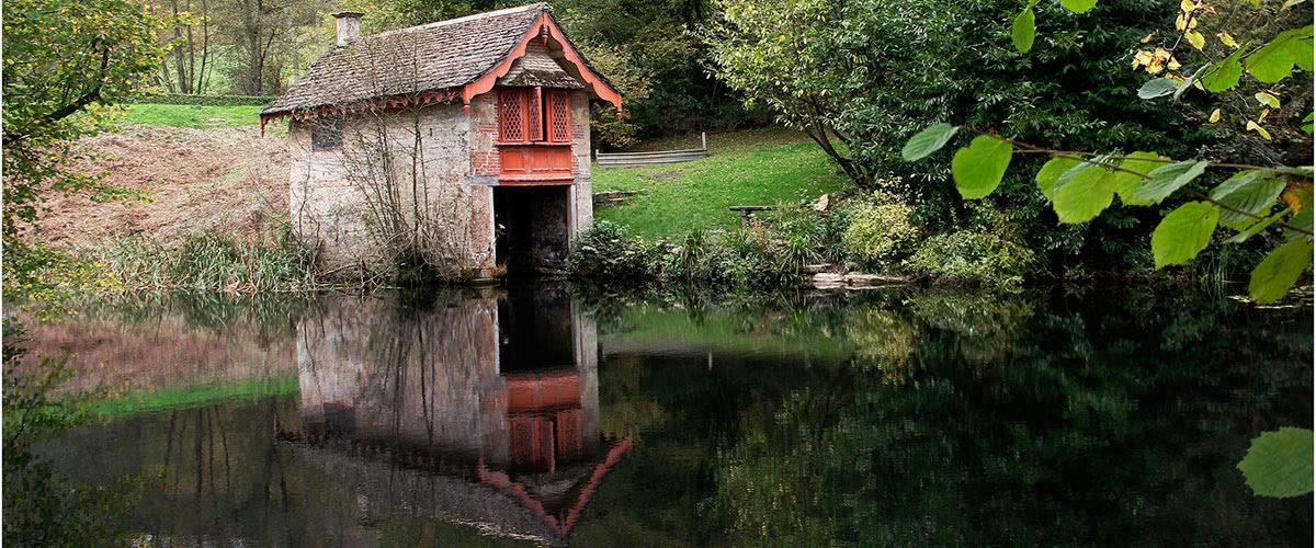 Picinc Spot - Woodchester Park, Stroud