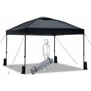 costoffs 3 X 3M Pop Up Instant Tent - Black