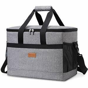 Lifewit 30L (50-Can) Soft Cooler Bag with Hard Liner