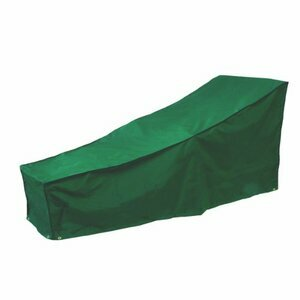 Bosmere P039 Premier Sunbed Green Cover