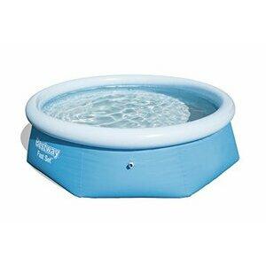 Bestway Fast Set Pool (8ft - Blue)