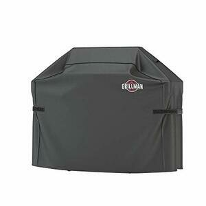 Grillman Heavy-Duty Barbecue Cover for Weber