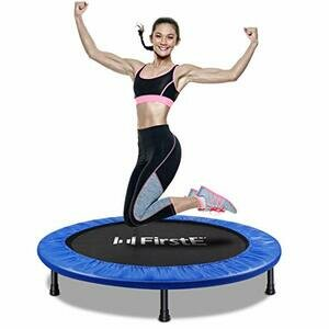 FirstE 40'' Portable Fitness Trampoline