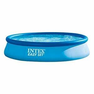 Intex 13ft x 33in Easy Set Swimming Pool (Blue)
