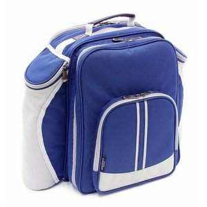 Greenfield Collection Deluxe 4 Person Picnic Rucksack