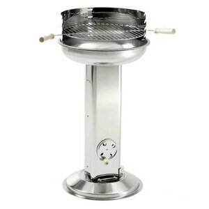 Landmann Stainless Steel Pedestal Charcoal Barbecue