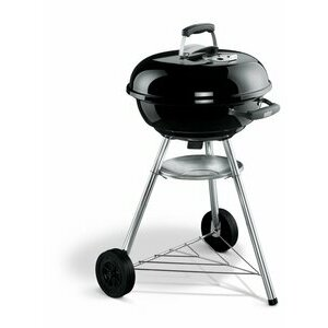 Weber Compact (47cm) Charcoal Kettle Barbecue