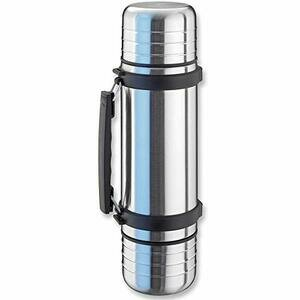 Isosteel VA-9562DQ 1.0 L Duo Vacuum-Insulated Flask