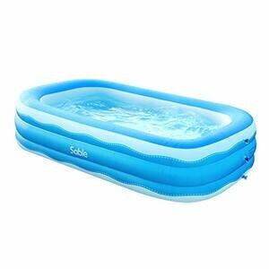 Sable SA-HF071 Inflatable Swimming Pool (Blue)