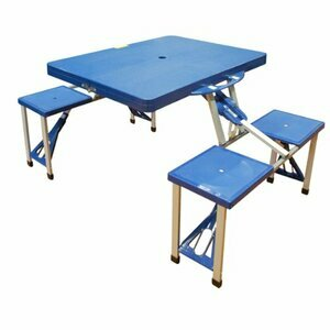 Kingfisher Lightweight Folding Picnic Table