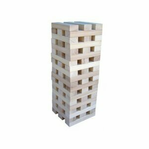 Giant Wooden Tumbling Tower Blocks