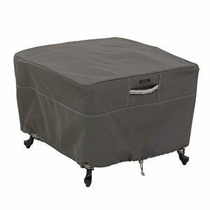 Classic Accessories 55-169-045101-00 Ravenna Patio Table Cover, Large