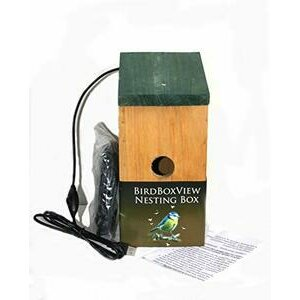BIRD NESTBOX with WEBCAMERA FOR PC from Birdboxview