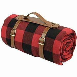 87 X 67 Inch Oversized Picnic Blanket