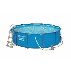 Bestway Round Frame Swimming Pool with Filter Pump
