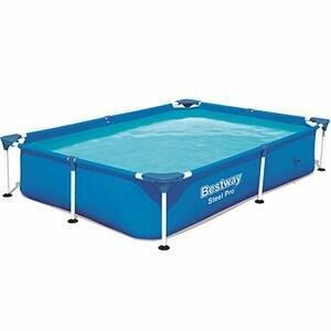 Bestway Rectangular Frame Swimming Pool 7.3 ft