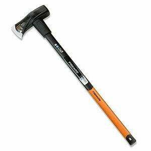 Fiskars 2-in-1: Axe and Hammer