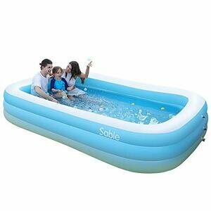 Sable Inflatable Swimming Pool for Kids