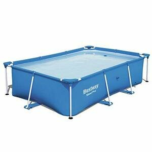 Bestway Steel Pro Rectangular Above Ground Swimming Pool