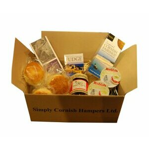 Simply Cornish Foods Picnic Hamper