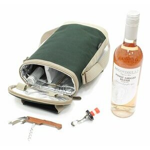 Greenfield Duo Wine Cooler Bag