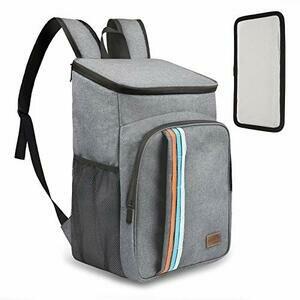 TOMSHOO 30L Picnic/Cooler Backpack for 2-4 People