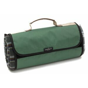 Greenfield Collection Lightweight Fully Lined Picnic Blanket