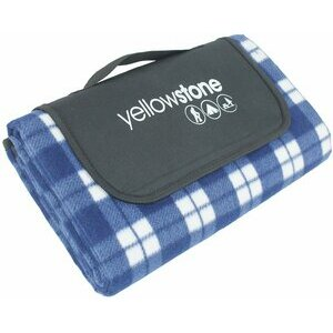 Yellowstone Luxury Fleece Picnic Rug