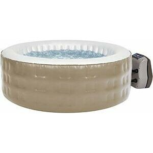LIVIVO Inflatable Outdoor Hot Tub Spa 700L capacity for 4 Adults