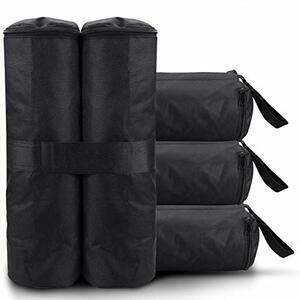 KUYOU Gazebo Weights Leg, 4 Pack Canopy Weight Bags