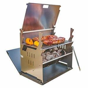 FENNEK portable picnic grill
