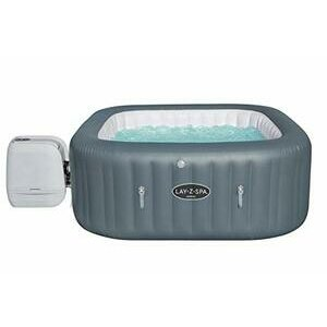 Lay-Z-Spa Hawaii Hot Tub, 8 HydroJet Pro Inflatable Spa with Freeze Shield Technology (4-6 Person)