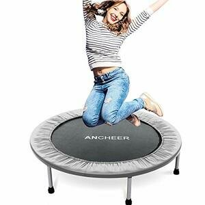 ANCHEER Rebounder Trampoline 38/40 Inch for Adults and Kids