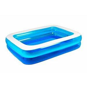 Invero® Extra Large  Rectangular Inflatable Family Size Paddling Pool