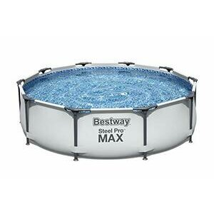 Bestway BW56408GB Steel Pro Max Swimming Pool with Pump