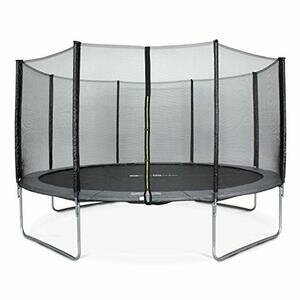 Alice's Garden 14ft Trampoline with Safety Net
