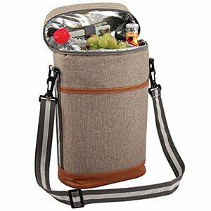GEEZY Family Picnic Cool Bag Backpack/Wine Cooler Bag