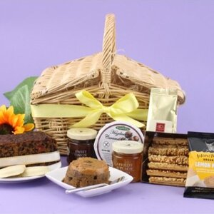Twin Flap Treat Hamper