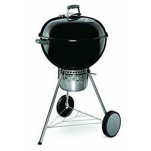 Weber Premium Kettle Charcoal Barbecue 57cm Black