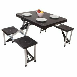 Kampa Happy Folding Picnic Table and Chair Set