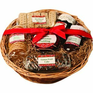 The Christmas Collection Basket