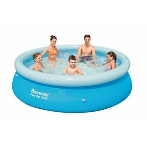 Bestway Fast Set/Inflate Pool - 10 x 30 Inches