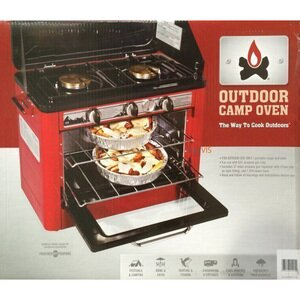CAMP CHEF Portable Outdoor Camping Gas Oven