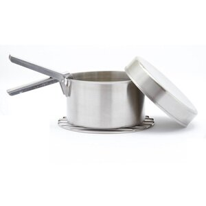 Stainless Steel Camping Cook Set
