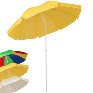 Miadomodo STAM01-03 Beach Umbrella