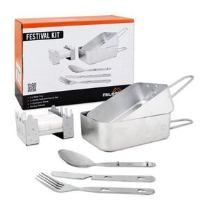 Milestone Camping Festival Cooking Set