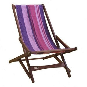 Pangean Glider Candy Deck Chair