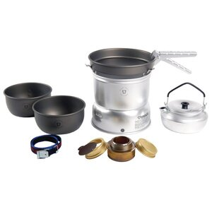 Trangia 27 Cookset With Kettle and Burner